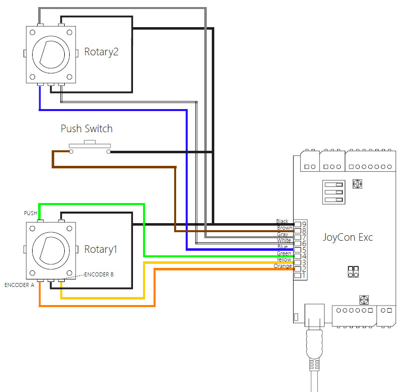 1059_2 cpjexc]how to use rotary encoder for pc control rcjoycon com rotary encoder wiring diagram at reclaimingppi.co