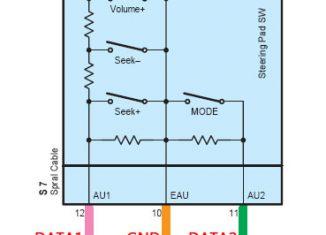 wiring diagram – rcjoycon, Wiring diagram